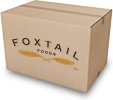 Foxtail Foods box